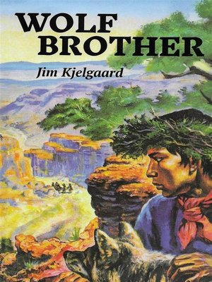 cover image of Wolf Brother